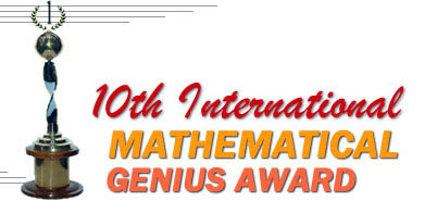 Mathematical Genius Award